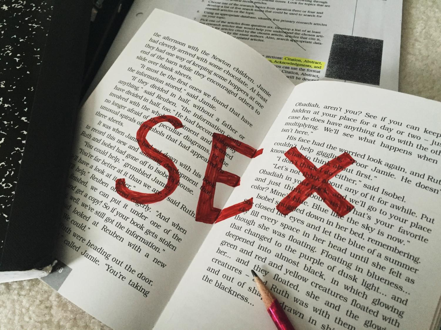 Information about how to do sex