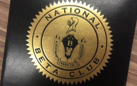 BETA club induction ceremony welcomes new members