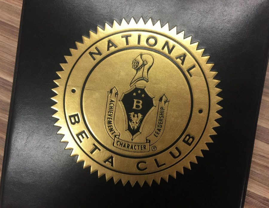 On January 10, BETA club welcomed in more than a dozen new members, mostly comprised of sophomores, at the annual spring induction ceremony. BETA club focuses on community service, selecting students who possess both good grades and good hearts.
