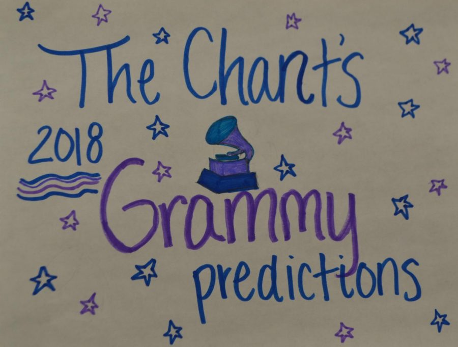 The Chant chooses what Grammy nominations deserve the award.