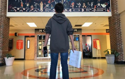 Eighth grader William Green, calculator and notebook in hand, walks to his Accelerated Pre Calculus class filled with juniors and seniors. This young scholar exceeds his middle school peer's academic feats and moves on to tackling high school level rigor.