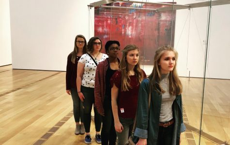 Interact Club takes on the High Museum