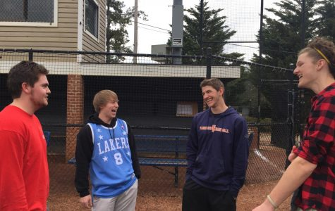 Baseball seniors hope for one last home run of the season