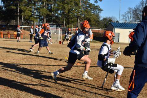 Lacrosse prepares for a successful spring season