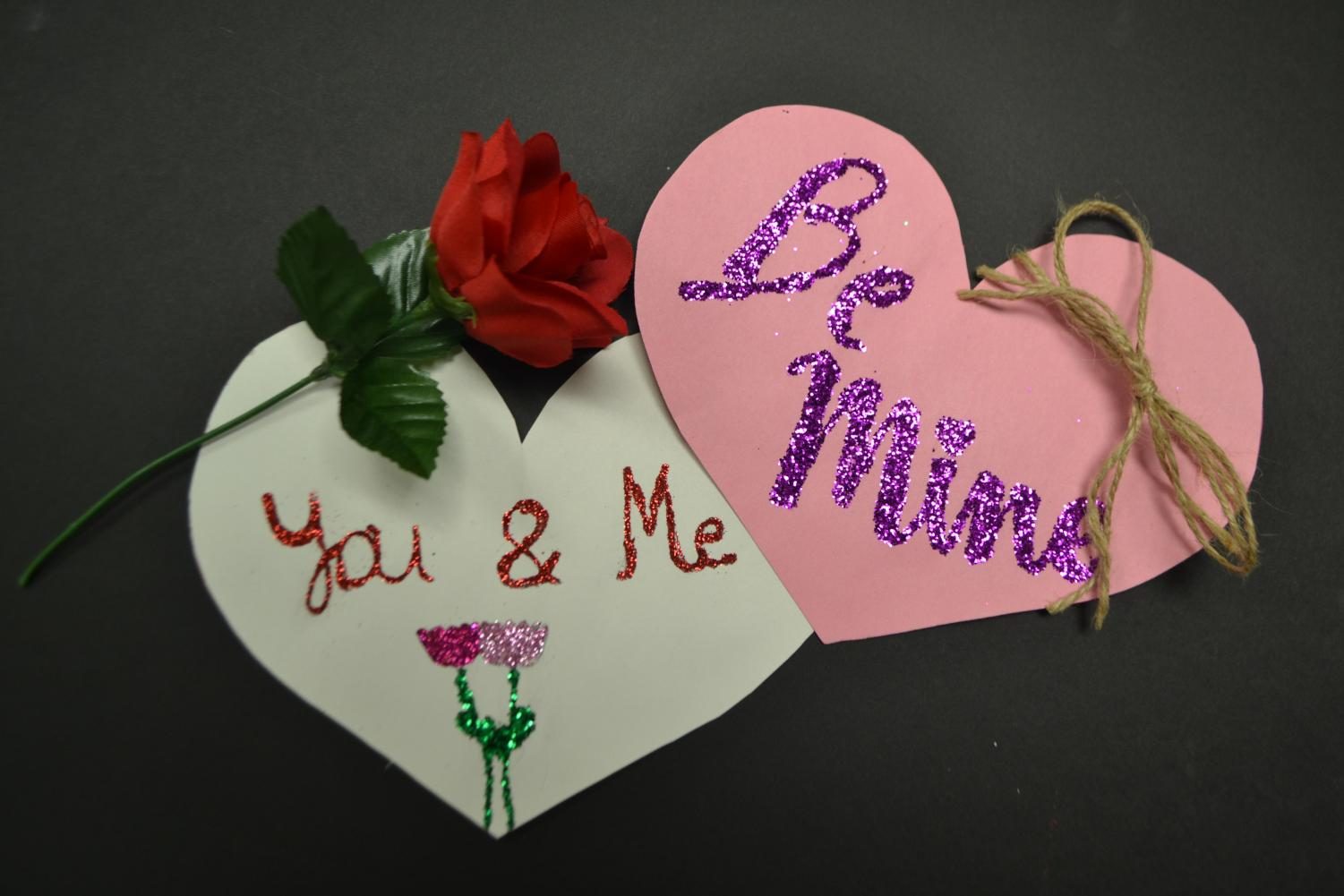 Homemade valentine's can make a wonderful and long lasting gift.
