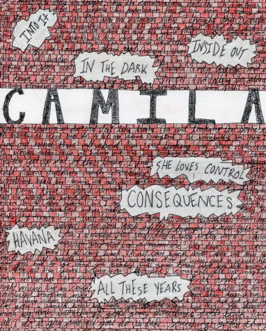 Cabello tops the music charts with her new album