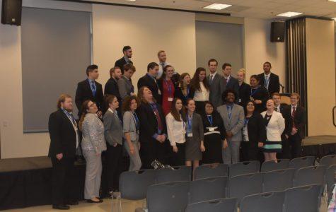 Model UN team participates in annual KSU Conference