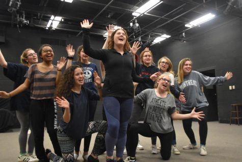 High Hope(s): Theater student finds her voice on and off stage
