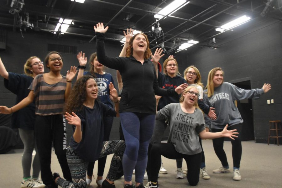 NC Standing Ovation will open their show of Hairspray April 26, 27, and 28. With student choreographers and dedicated performers head director Candice Corcoran anticipates an amazing show with well put together dance scenes.