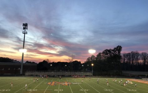 Varsity lacrosse team moves season record to 4-5