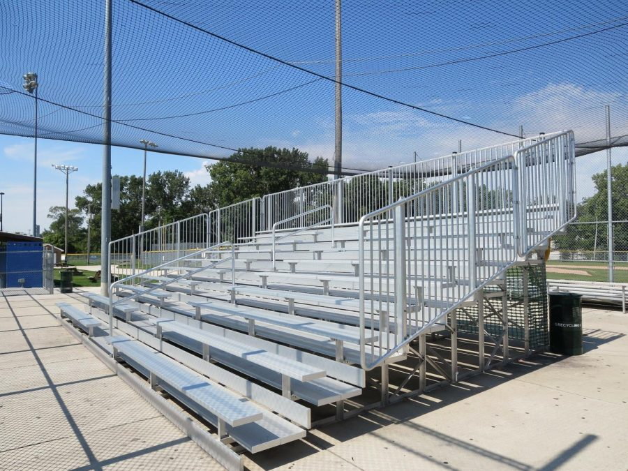 """After seeing empty bleachers time after time at NC's lacrosse games, Principal Horton finally decided to take matters into his own hands. Under the new regime, students must attend at least seven games a year to graduate. """"This is a valuable step towards equal respect and visibility for all of our hardworking student athletes,"""" administrator Sy Cophant said."""