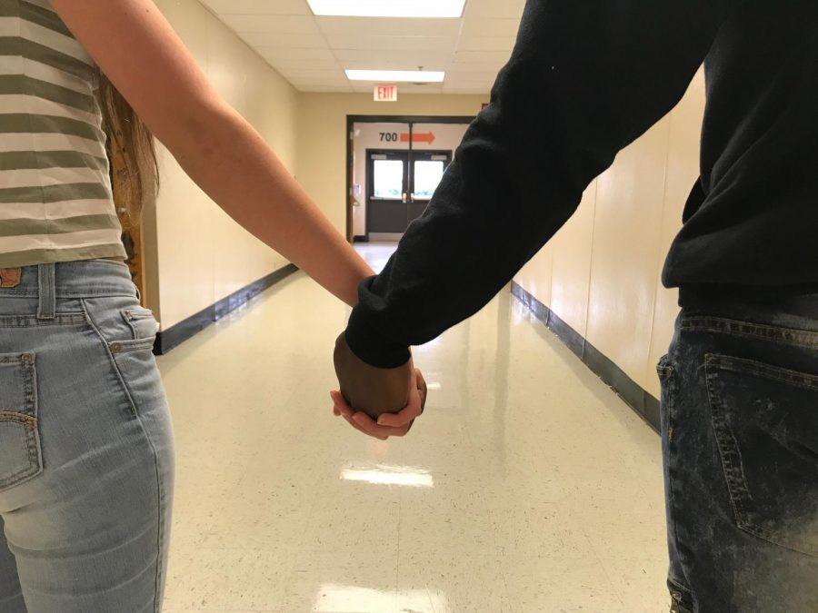Love birds in NC roam the halls, undergoing the effects of a long term relationship in high school. The impacts of having a boyfriend or girlfriend during the teenage years go on beyond highschool, teaching important lessons that apply to the rest of one's life.