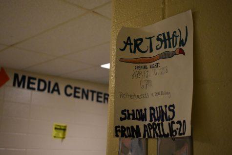 NC's annual art show
