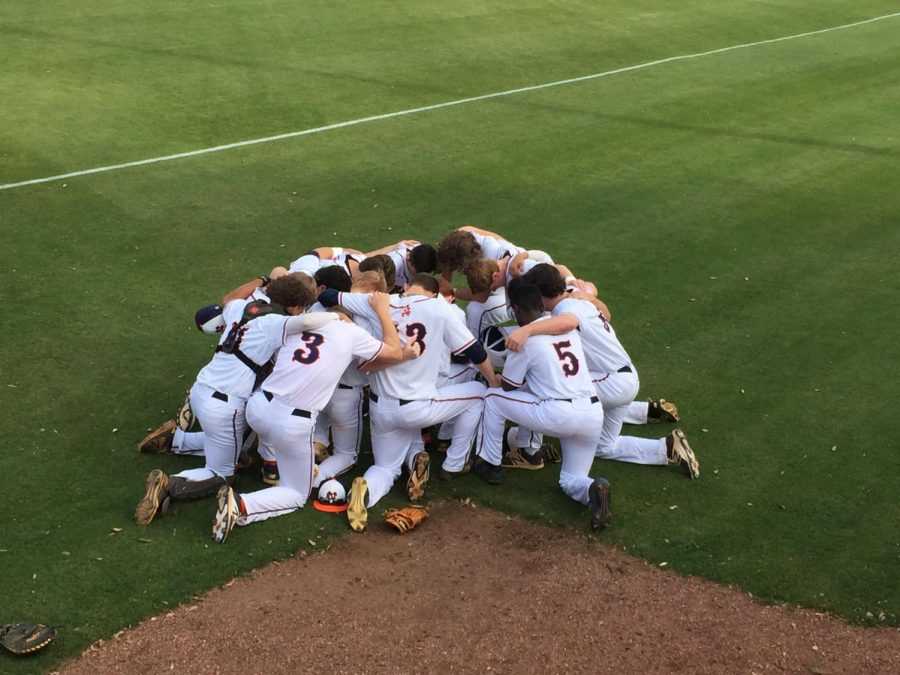 %09The+NC+Varsity+Baseball+Team+gathers+in+their+traditional+prayer+before+the+game.+%E2%80%9CIt%E2%80%99s+just+something+we+do+before+every+game+to+get+in+the+right+mindset%2C%E2%80%9D+senior+outfielder+Christian+Tetrault.