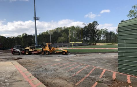 Bad track record: Track destruction disrupts spring sports