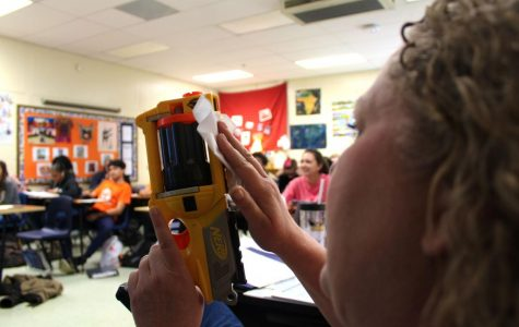 Nerf Gun safety initiative implementation into effect for all certified staff