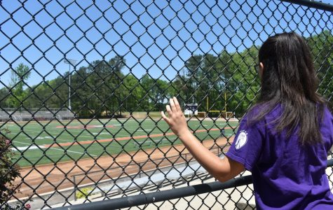"""Seniors wore purple to school in honor of their classmate Arielle Sterrett, who passed away last semester. They chose Tuesday of senior week to remember her by wearing her favorite color. The yearbook staff also gave her an honorary superlative, """"Most Likely to Take Home to Mom,"""" to keep her legacy alive in the senior class."""