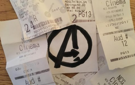 Infinity War leaves viewers in pieces