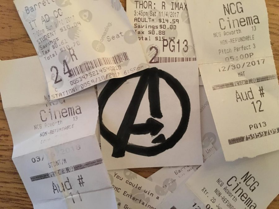 Avengers%3A+Infinity+War+released+on+April+27%2C+2018.