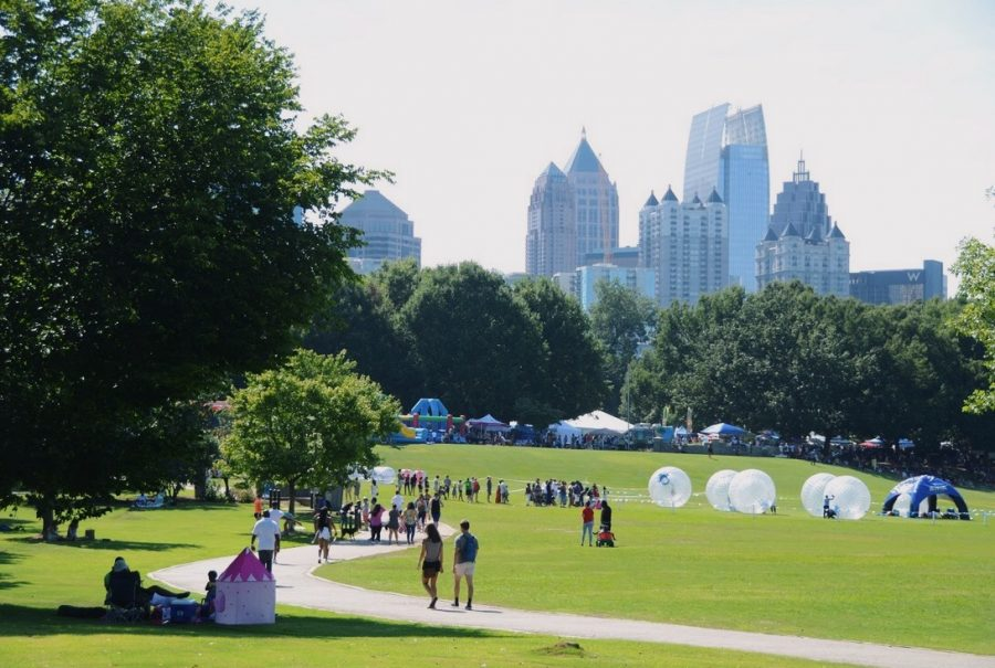 Piedmont+Park%2C+located+in+the+heart+of+Atlanta%2C+houses+the+city%E2%80%99s+most+exciting+events%2C+including+music+performances%2C+farmer%E2%80%99s+markets%2C+group+yoga+sessions%2C+and+a+community+favorite%E2%80%94+the+Ice+Cream+Festival.+This+year%E2%80%99s+festival+featured+roughly+140+vendors%2C+ranging+from+ice+cream+to+handmade+jewelry.+%E2%80%9CIt+was+so+great+taking+a+day+off+of+work+and+enjoying+time+with+friends+in+Atlanta.+I+love+spending+time+downtown+for+college%2C+but+nothing+compares+to+festival+days+in+the+city%2C%E2%80%9D+Georgia+State+University+student+Autumn+Boekeloo+said.