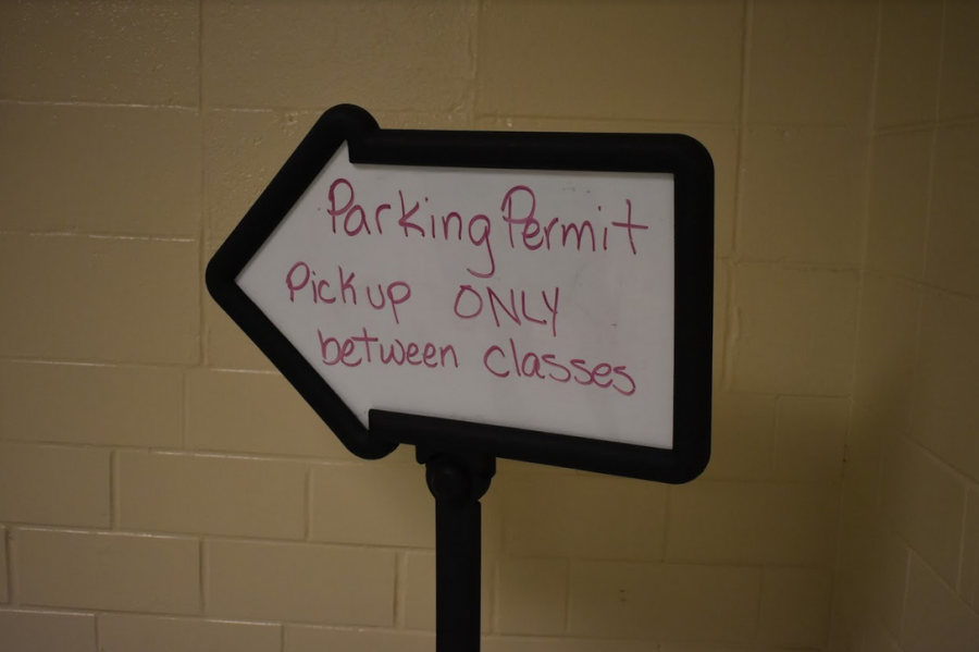 "For this year's parking spots, students must pick up their parking passes in between classes. Students could purchase parking spots before school began, but only a few passes remain. ""There are about 20 to 22 passes left,"" bookkeeper Ms. Turner said. If you still plan on obtaining a parking spot, head to Admin 1 quick!"