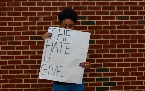 The Hate U Give: The diary of unarmed black teenagers