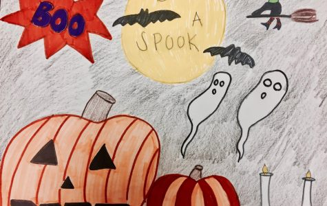 Spooky season arises in the midst of all things spooky for Halloween. Halloween costumes await  at store, ghosts and ghouls lurk upon the evening sky, vampires and werewolves prance through the minds of children, and  jack-o-lanterns sit on porches to light up the night. Prepare for the Halloween spirit for spooky season waits.