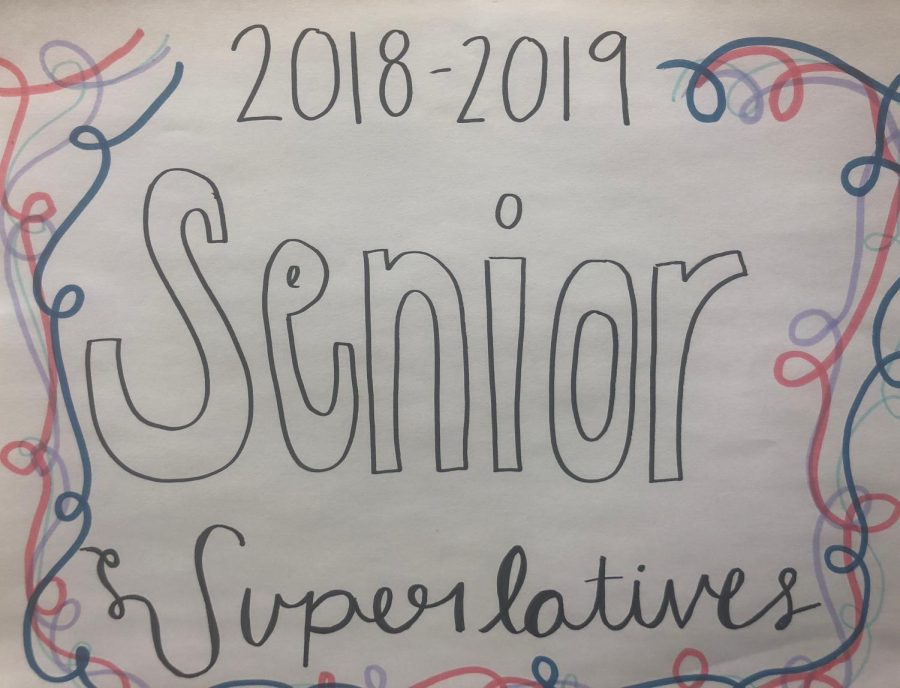 Senior superlative voting-season excites students as they approach graduation.
