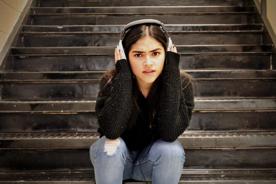 Senior Nati Duron listens to the abrasive music of sludge metal, an extreme offshoot of heavy metal. Sludge metal derives from doom metal, made famous by the band Black Sabbath, and hardcore punk, associated with bands like Bad Brains and Black Flag.