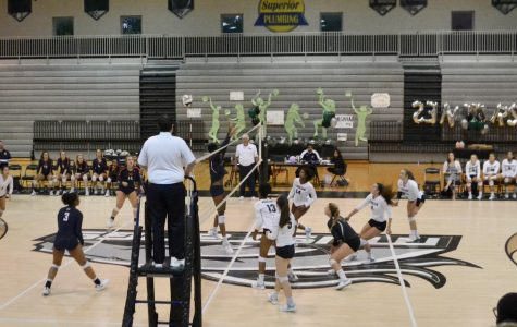 """Playing their last game of the region before the playoffs, NC put their best foot forward, working hard to implement the skills they worked on during practice. """"We played extremely well and we are ready to take on Kennesaw Mountain again during the region tournament this upcoming week,"""" senior Isabella Rodriguez said."""