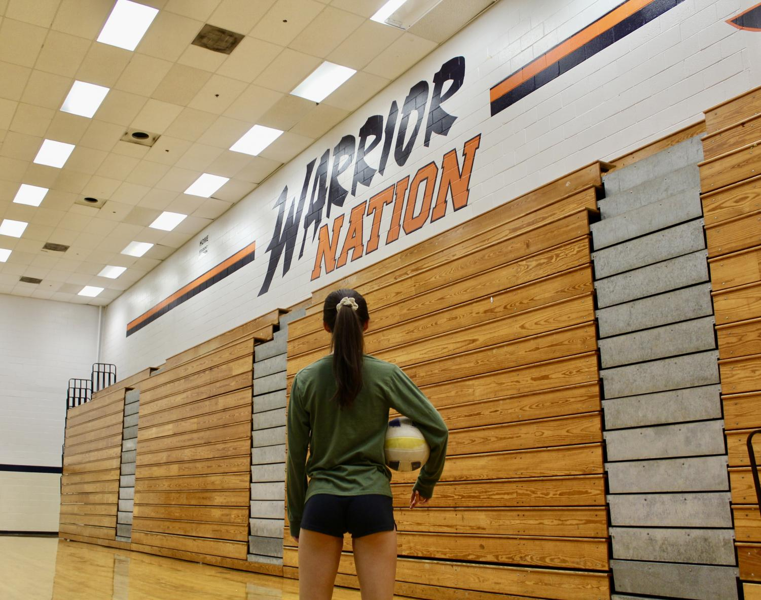 "NC's Lady Warriors defeated Wheeler's Wildcats at their 1st State Game on Saturday, Oct. 20. Warriors finished their fall season moving into state games and walked off the court with another immense win. Lady Warriors won their 1st state game to move on to their 2nd state game, known as the ""Sweet 16."" ""I was so proud of the team; they really fought for the win. In each set, I think we put in immense effort. I'm sad about the season ending, but I'm proud about the way that it ended. We really did our best in that game, and I'm really gonna miss my team. I couldn't ask for a better family,"" sophomore Tristan Ash said."