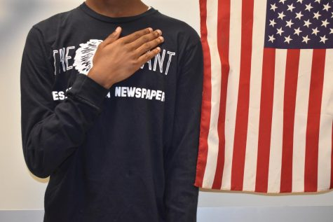 To pledge indifference to the flag: History of student views of the flag at NC