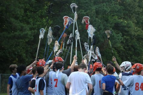Wrapping up fall lacrosse
