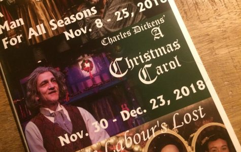 Atlanta's Shakespeare Tavern offers something to sing about with A Christmas Carol