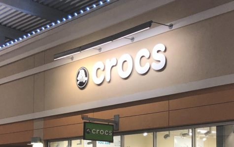 The comeback of Crocs