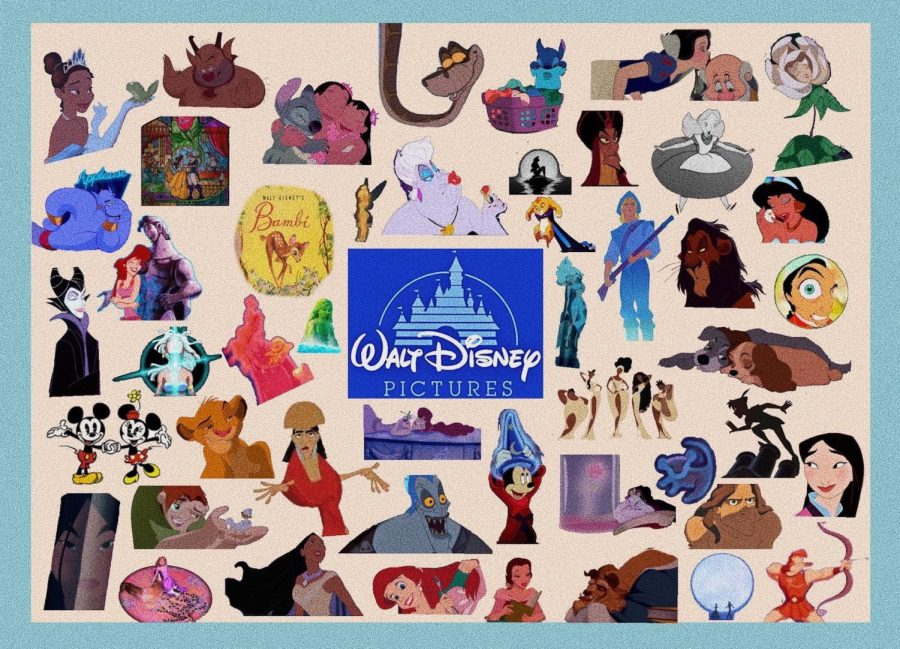 Magic mirror on the wall, does Disney influence us all?