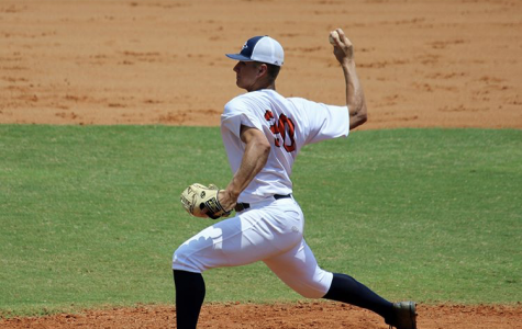 Pitching his way to college