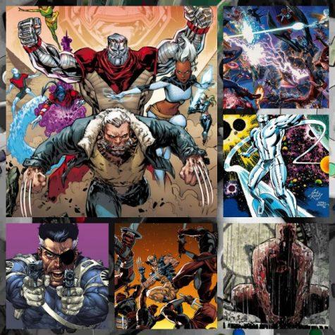 Super ideas for Marvel