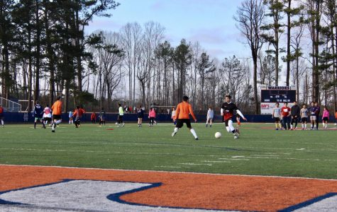 Kicking off the soccer season