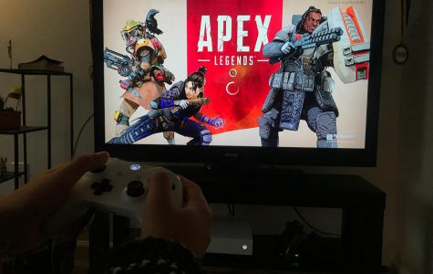 New blood comes into the battle royale video game empire: Apex Legends
