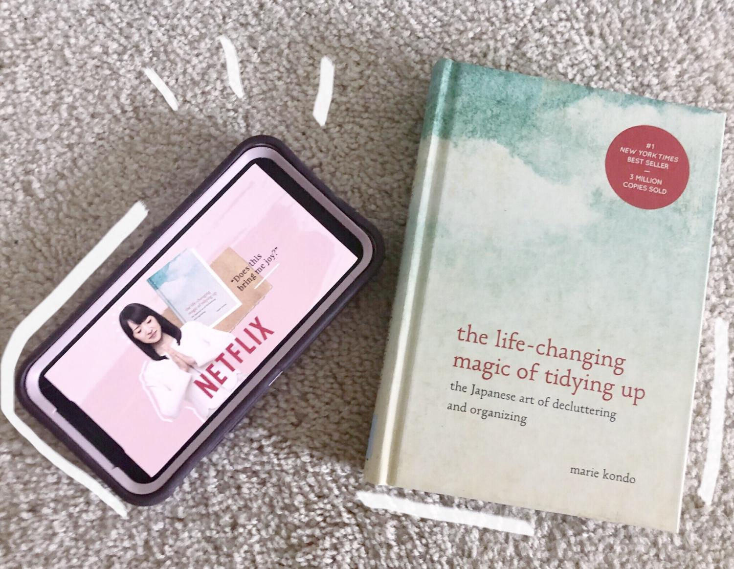 "Creator of the ""KonMari"" method, Japanese cleaning expert Marie Kondo sports a new Netflix series called Tidying up with Marie Kondo after the success of her book The Life‑Changing Magic of Tidying Up and continues introducing the world to an extreme version of decluttering."
