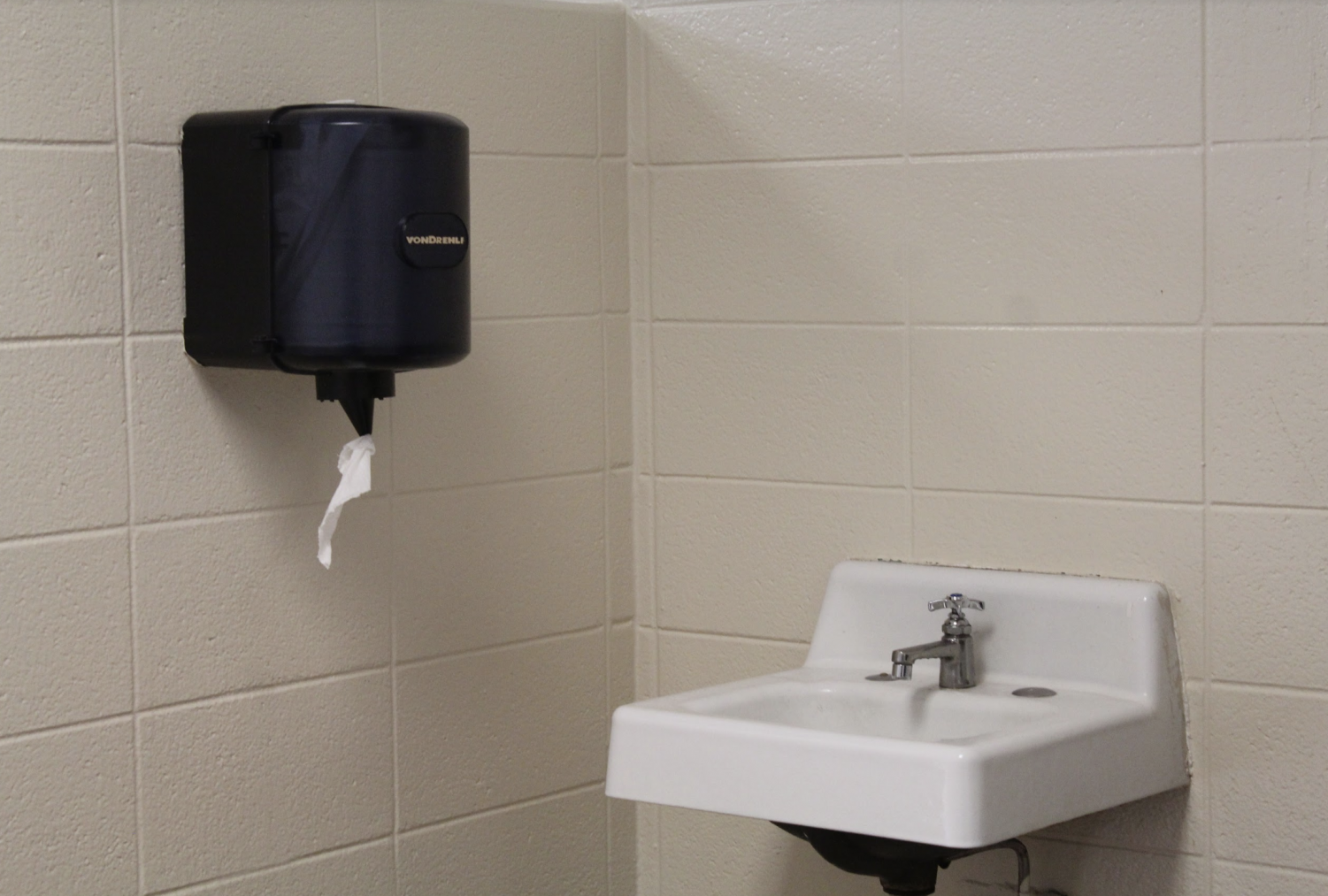 NC plans to commence construction this summer and finish before the 2019-2020 school year begins. With new hand sanitizer dispensers that will rid the buildings of large amounts of paper towel supply, the school will save thousands on water expenses and paper towel orders, leaving more money to fund other projects at NC, like football.