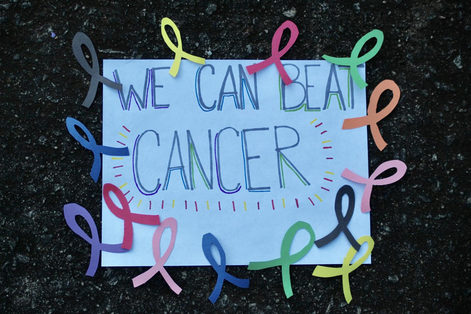 Cancer,  you will not defeat us