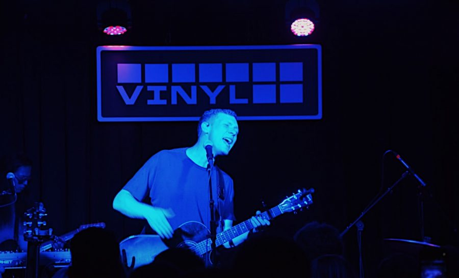 Matt Maeson and Betcha put on an awe-inspiring performance at The Vinyl on Wednesday, April 24.
