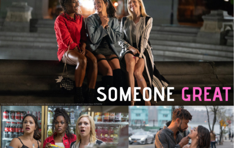 Someone Great encapsulates the journey of a girl coping with an imminent move and a tough breakup. Jenny (Gina Rodriguez) adventures with her friends and finds distractions to overcome overwhelming despair. A pleasant and easy watch, the film offers comedic relief to balance tough and heartbreaking scenes.