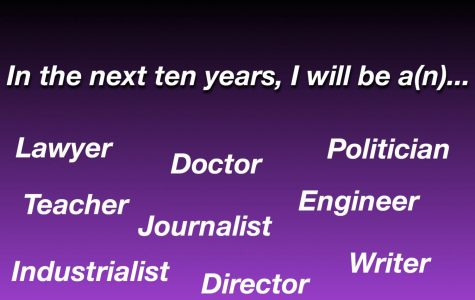 10 years into the future…where do you see yourself?