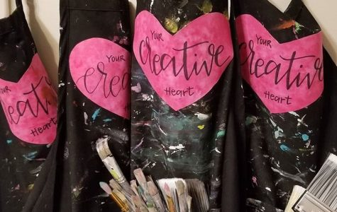 """Your Creative Heart"" paints a new artistic perspective"