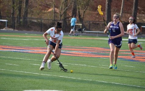 Girls lacrosse: season recap
