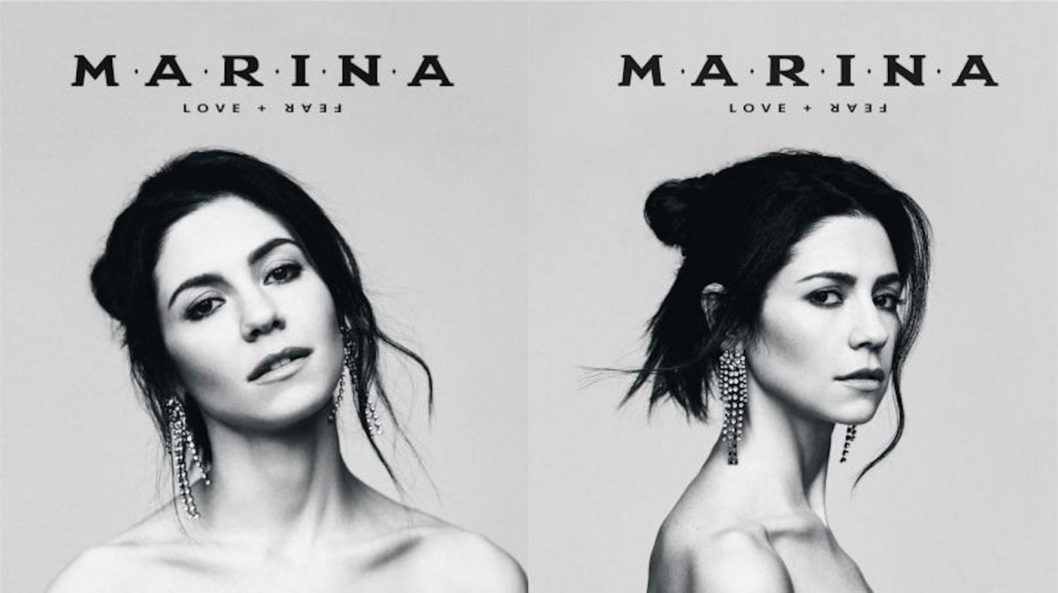 Marina released her jaw-dropping album LOVE + FEAR after a four-year hiatus. Fnas continue to listen to her album in hopes to learn about the various emotions that follow love and fear. After a week of its release, the album peaked at #28 on Billboard 200.