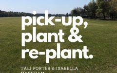 Pick up, plant, replant